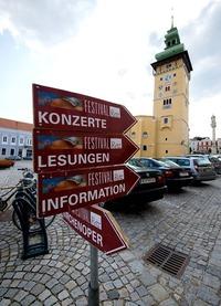 """Konzert: Retzer Gesangverein/Gemeinsames Orchester der Musikschulen Retz und Znojmo """"Festgottesdienst"""