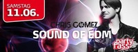 Sound of EDM mit DJ CHRIS GOMEZ@Partyfass