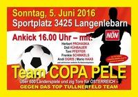 Copa Pele mit