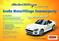 Große MotorVillage Sommerparty @FCA Motor Village Austria GmbH