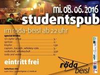 Studentspub@KV Röda