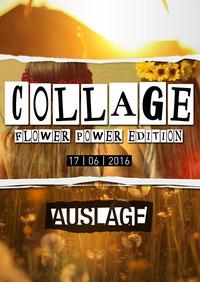 COLLAGE - Flower Power Edtion@Club|Bar Auslage