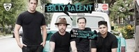Billy Talent & Guests / presented by Mind Over Matter@Gasometer - planet.tt