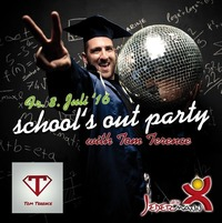 School´s out party - with DJ Tom Terence@Jedermann