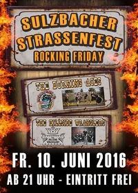 Sulzbacher Straßenfest - Rocking Friday@Sulzbach