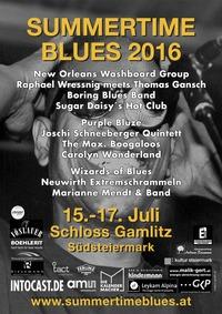 Summertimeblues Festival@Schloss Gamlitz