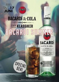 Bacardi & Cola - the Classics@Johnnys - The Castle of Emotions