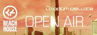 Beach House Open Air feat. FM4 La Boum De Luxe *with Public Viewing*@Chaya Fuera