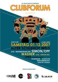 Club Forum@Alter Schl8hof
