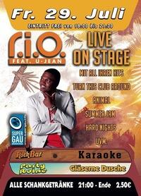 RIO live on stage@Excalibur
