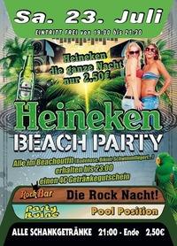Heineken Beach Party@Excalibur