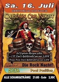 Captain Omi Night@Excalibur