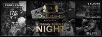 Palffy Fridays Delight russian Summer Night@Palffy Club