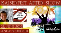 Kaiserfest After-Show mit