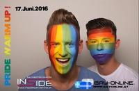 Pride - Das Warm up !@Inside Bar