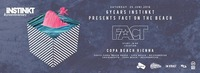 6yrs iNSTINKT pres. FACT on the beach - Open Air@Chaya Fuera