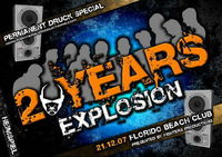 Permanent Druck Special // 2 Years Explosion@Florido Beach