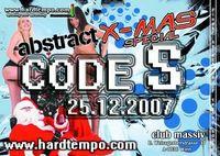 Code S - Abstract X-Mas@Club Massiv