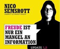 Kabarett - Nico Semsrott