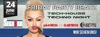 Friday Techno-Night by Independent Beats / Saalfelden@Segabar Saalfelden