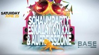 Schaumparty Eskalation XXL & Aufreisszone@BASE
