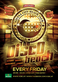 The Disco Beach@Vienna City Beach Club