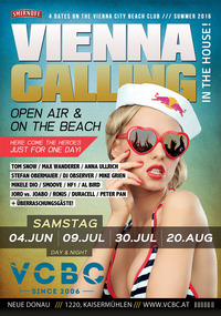 Vienna Calling Open Air Part 2@Vienna City Beach Club