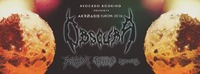 Obscura / Revocation / Beyond Creation / Rivers Of Nihil@Viper Room