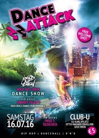DANCE Attack@Club U