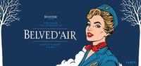 Vanity's Belved'Air Flight 0207 by Belvedere Vodka@Babenberger Passage