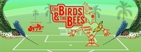 THE BIRDS & THE BEES mit DJ Buzz@Volksgarten Pavillon