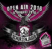 Schürzenjäger Openair Finkenberg@Open Air Gelände