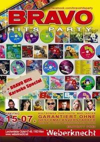 BRAVO Hits Party at Weberknecht // 15.07.2016@Weberknecht
