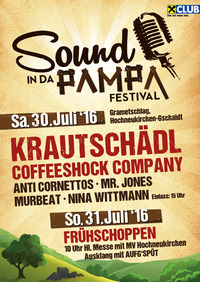 Sound in da Pampa Festival 2016@Festivalgelände Grametschlag