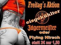 Jägermeister Night@Bierfactory XXL