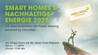 Smart Homes & Nachhaltige Energie 2025@Chaya Fuera Beach House