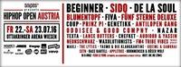 HipHop Open Austria '16@Wiesen Extended