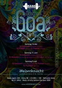BASSPRODUKTION Oldschool Goa Party@Weberknecht