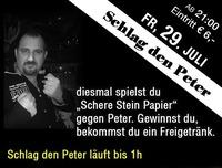 Schlag den Peter – Schere Stein Papier