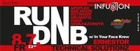 RUN DNB w/ In your Face Crew@Conrad Sohm