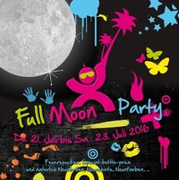 Full Moon Party@Jedermann