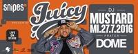 Juicy with DJ Mustard@Praterdome