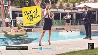 Out of Office presented by Windows 10@Pratersauna