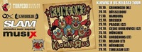 Klingonz Klownz R Us Release Tour im GEI Musikclub@GEI Musikclub