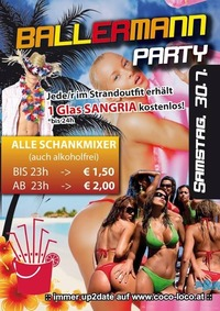 BaLLermann Party@Disco Coco Loco