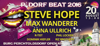 P`Dorf Beat 2016 Burg Perchtoldsdorf Open Air