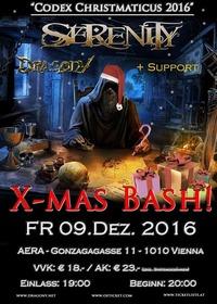 SERENITY | DRAGONY - X-Mas Bash 2016