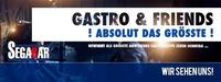 Gastro & Friends - Gewinne eine Flasche 4,5l Absolut Vodka!@Segabar Gstättengasse