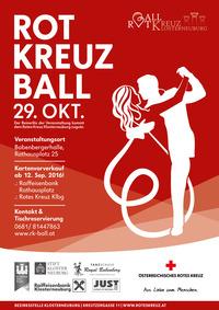 3. Rotkreuz-Ball Klosterneuburg@Babenbergerhalle