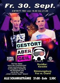 Gestört aber Geil - Österreichpremiere Live!@Excalibur